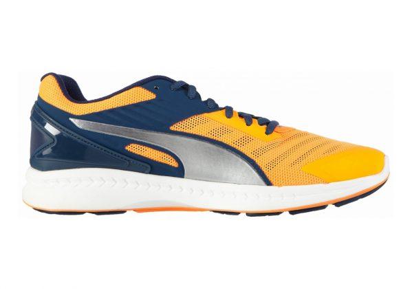 Puma Ignite v2 Orange (Orange Pop-blue Wing Teal-puma Silver 03)