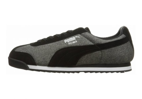 Puma Roma Denim Puma Black-Dark Shadow