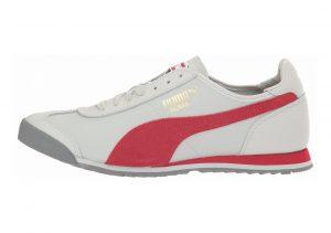 Puma Roma OG 80s Gray Violet-barbados Cherry
