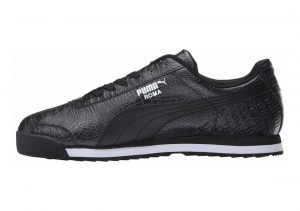 Puma Roma Texture Black