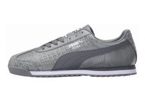 Puma Roma Texture Steel Gray/Limestone