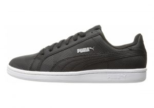 Puma Smash Deboss Black