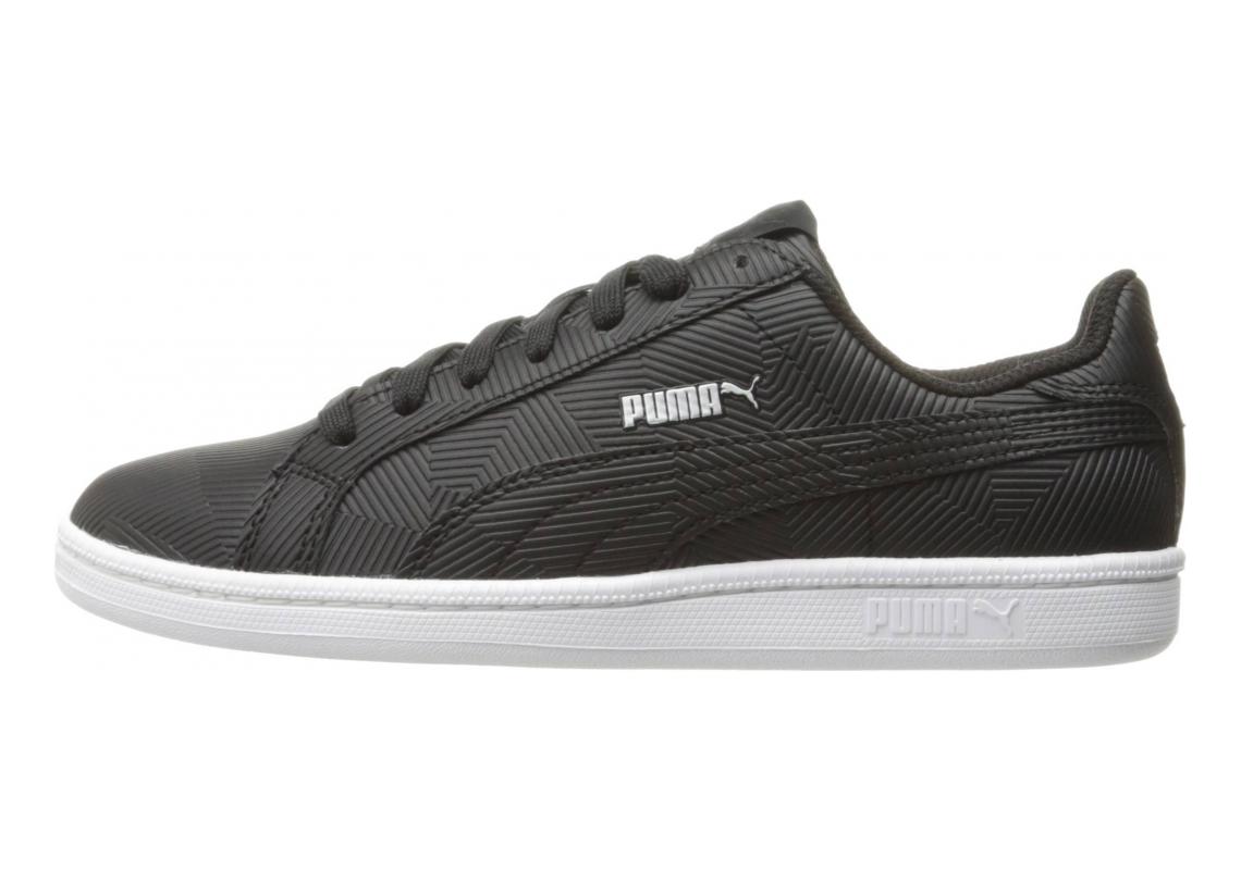 Puma Smash Deboss Black