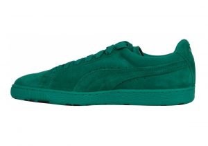 Puma Suede Classic Iced Rubber Mix Green