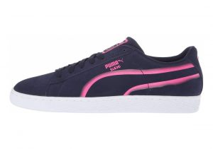 Puma Suede Classic X-Hollows Peacoat / Pink / White