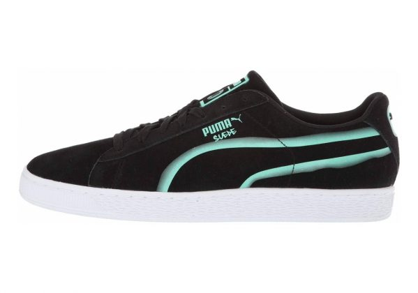 Puma Suede Classic X-Hollows Puma Black/Biscay Green