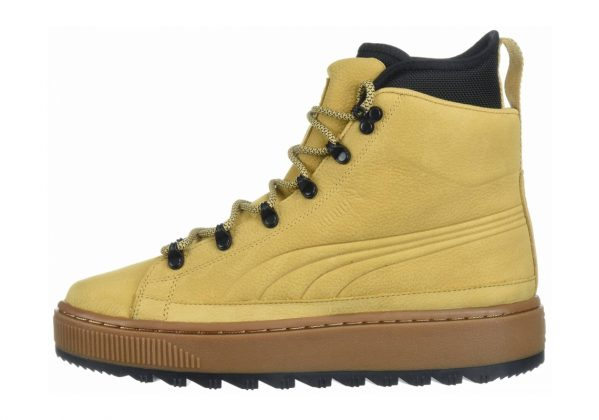 Puma Ren Boot NBK Yellow