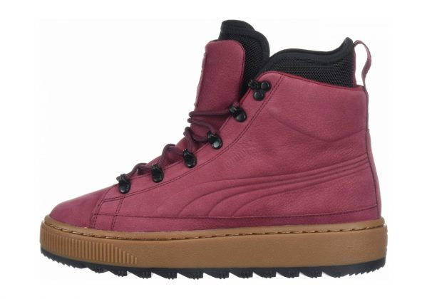 Puma Ren Boot NBK Red
