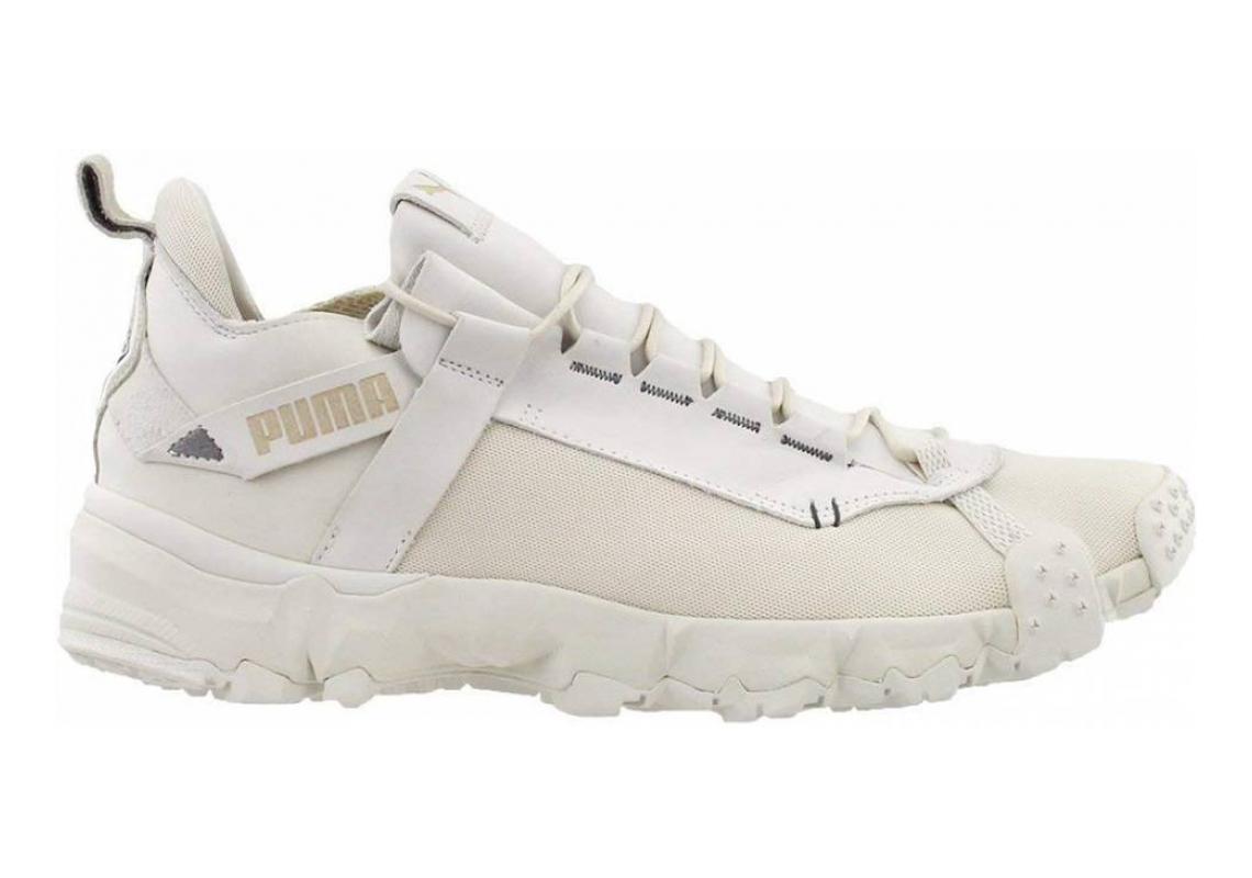 Puma Trailfox White