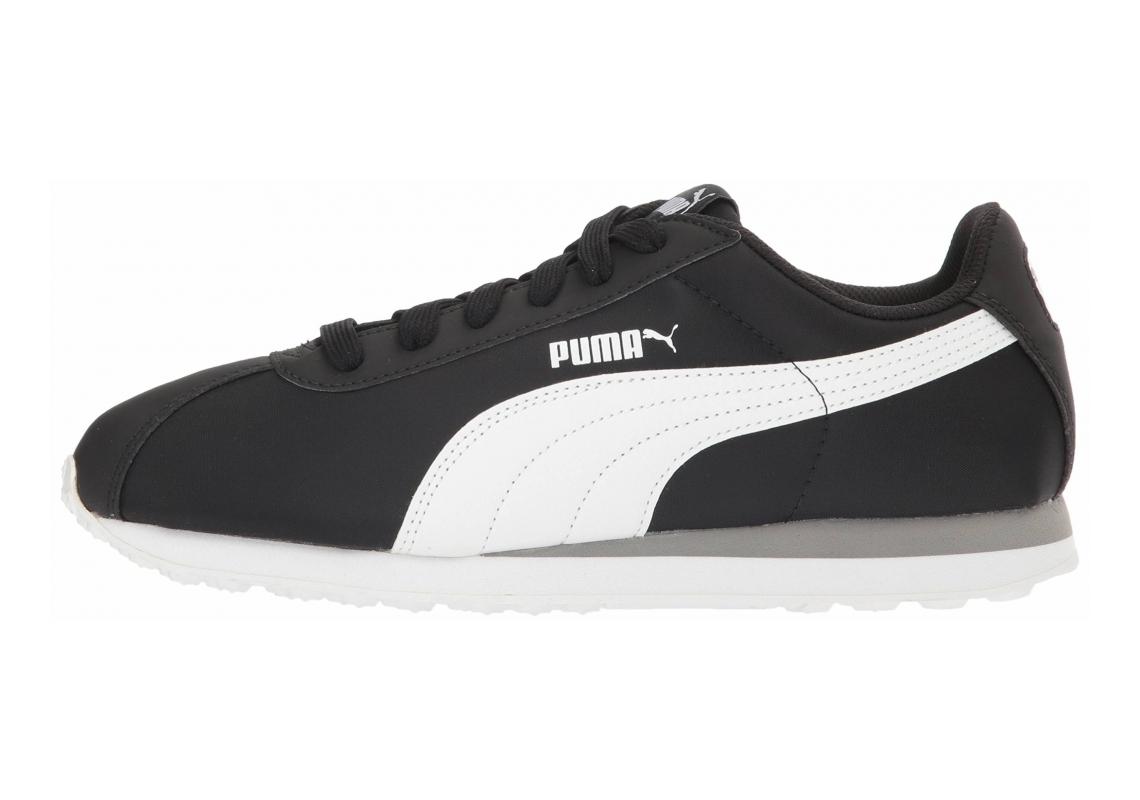 Puma Turin Nylon Black (Black/White 03)