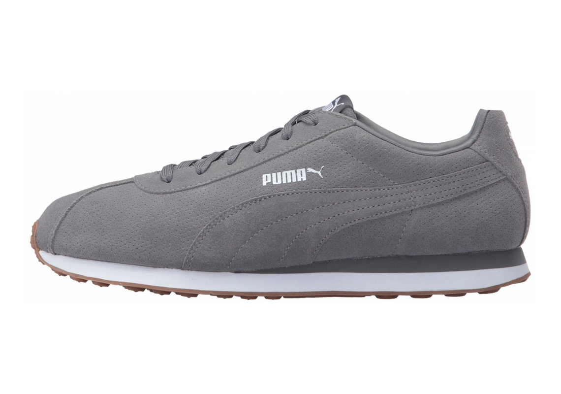 Puma Turin Suede Steel Gray