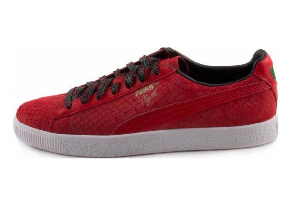 Puma Clyde GCC Red