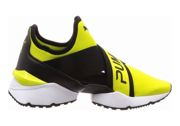 Puma Muse Cut-Out Sulphur