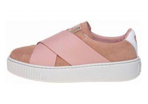 Puma Platform X Pink