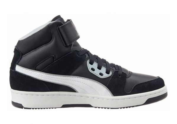 Puma Rebound Street SD Black (black-white-quarry 11)