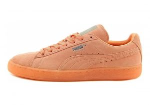 Puma Suede Classic Mono Iced Orange