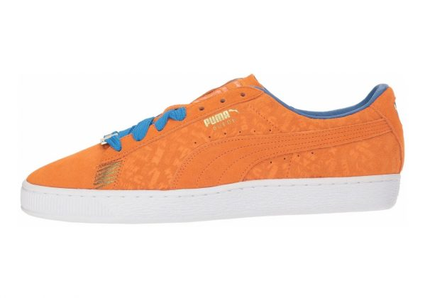 Puma Suede Classic NYC Orange