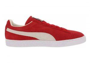 Puma Suede Super Red