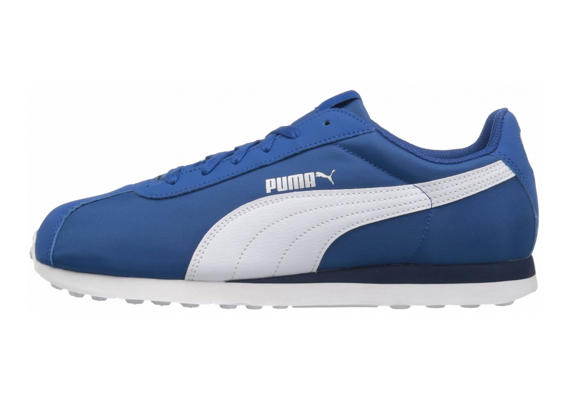 Puma Turin Nylon True Blue/Puma White