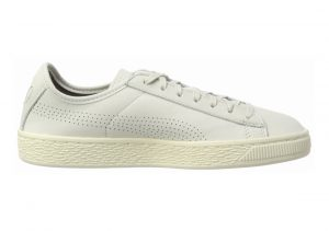 Puma Basket Classic Soft Bianco (White-whisperwhite)