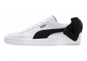 Puma Basket Bow Puma White-puma Black
