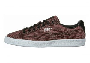 Puma Basket Classic Tiger Mesh Red