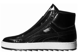 Puma Basket Winter Mid Black