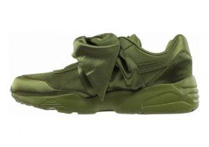 Puma Bow Green