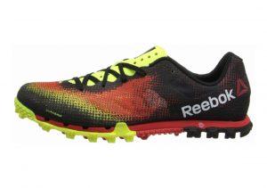 Reebok All Terrain Sprint Neon Yellow / China Red / Black / White