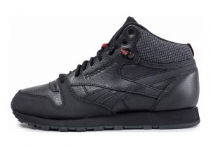 Reebok Classic Leather Mid TWD Black