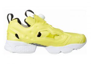 Reebok InstaPump Fury Overbranded Yellow