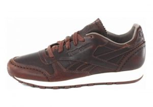 Reebok Classic Leather Lux Horween Brown