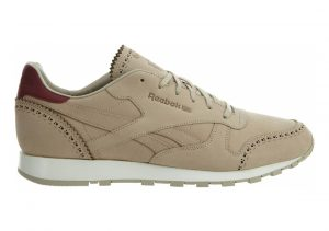 Reebok Classic Leather Lux Horween Beige