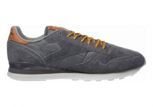 Reebok Classic Leather OL Grey (Ash Grey/Steel/Horizon Blue/Semi Solar Gold/Ginger)