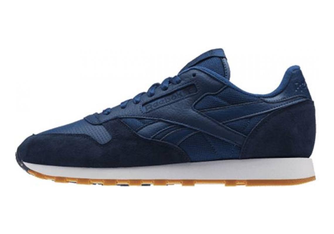 Reebok Classic Leather Perfect Split Pack Blue