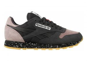 Reebok Classic Leather SM Coal/Moon Dust/Black