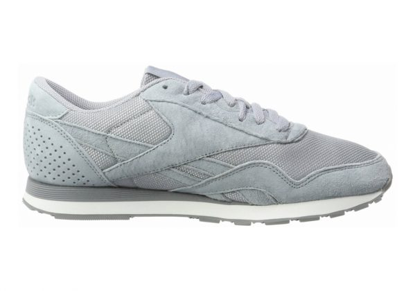 Reebok Classic Nylon Tech Grey (Meteor Grey/Asteroid Grey/White 0)