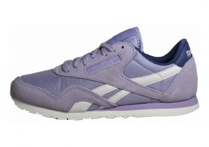 Reebok Classic Nylon Slim Core Morado / Azul / Blanco (Moon Violet / Midnight Blue / Chalk)