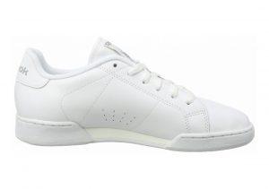 Reebok NPC II NE White (White/Flat Grey)