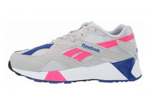 Reebok Aztrek Skull Grey/Acid Pink/Collegiate Royal/White/Black