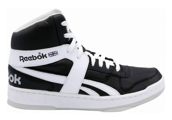 Reebok 5600 Archive Black/White/Steel/Red