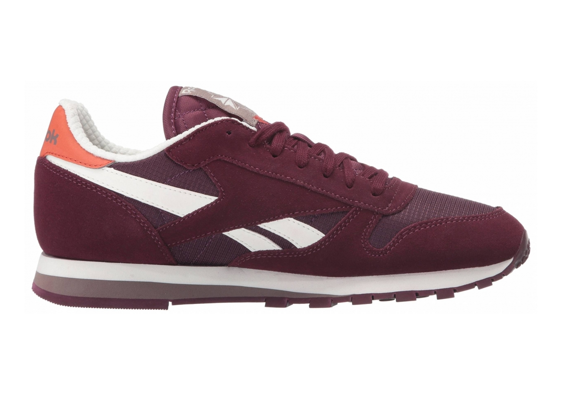 Reebok Classic Leather Camp Red