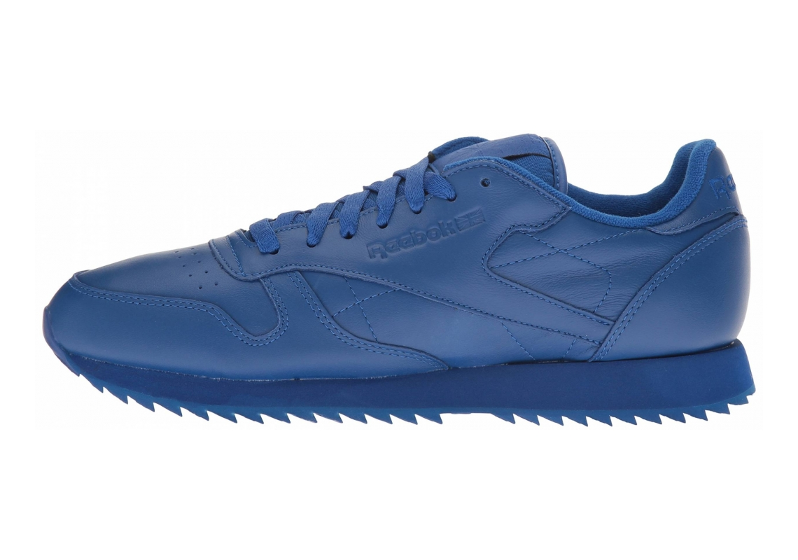Reebok Classic CL Leather Ripple Mono Collegiate Royal