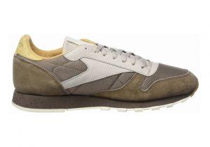 Reebok Classic Leather SM Stone Grey/Sand Stone/Urbn Gry/Beige/Chlk/Wht