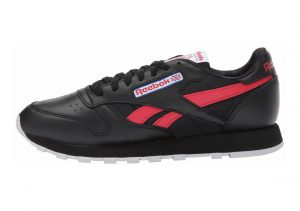Reebok Classic Leather SO Black/White/Lgh Solid Grey/Vital Blue/Prml Re