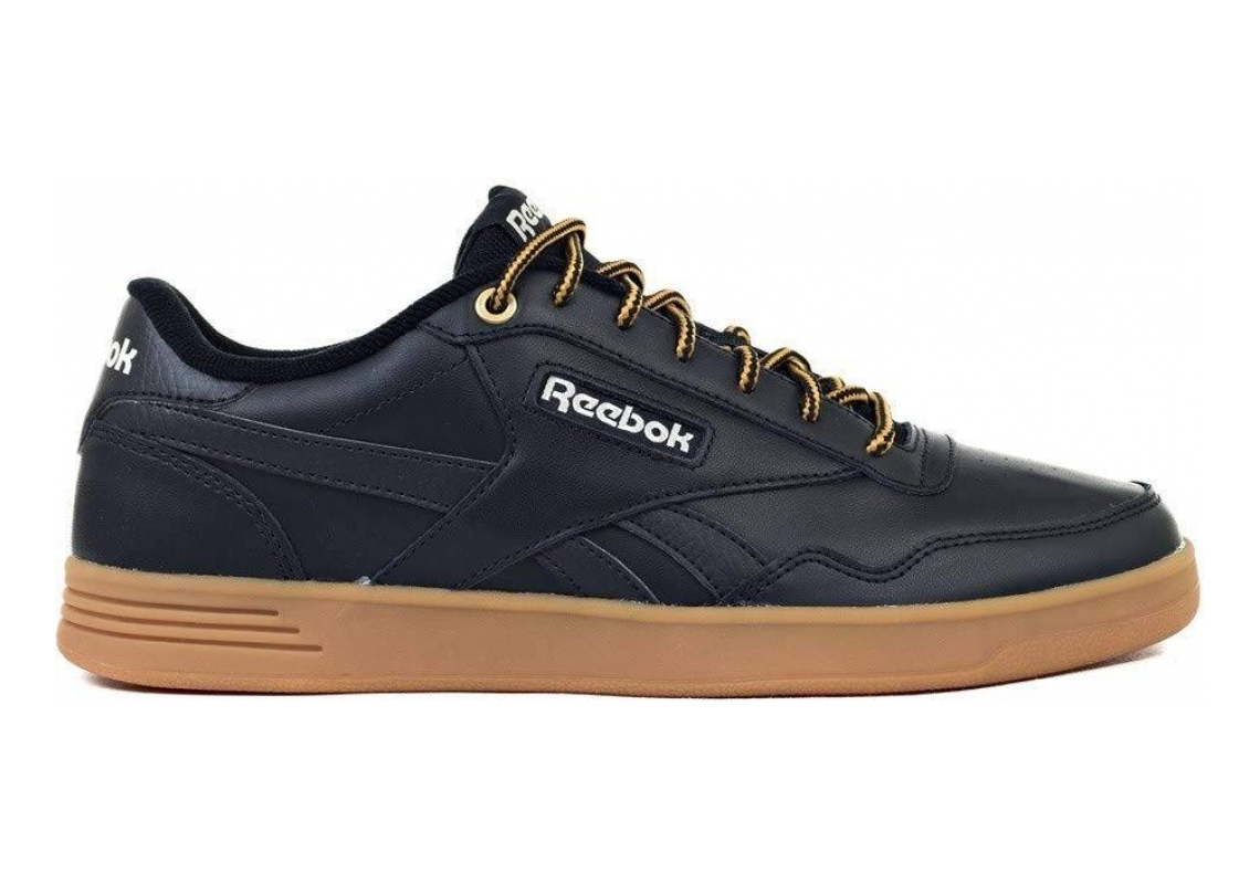Reebok Royal Techque T LX Black - Stucco - Wild Khaki - Gum