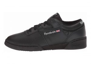 Reebok Workout Low Int-Black / Light Grey