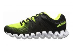Reebok Zig Squared Rush Black / Solar Yellow / White