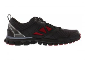 Reebok RealFlex Speed 3.0 Gravel/Black/Red/Silver