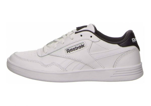 Reebok Royal Techque T LX White - Smoky Volcano - Silver Met